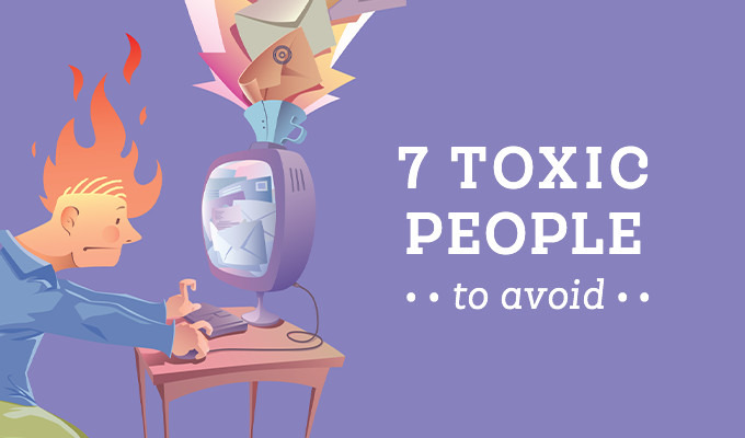 7 Toxic People to Avoid When Starting in Design