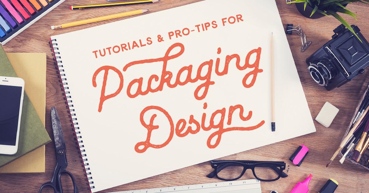 How To Design Packaging 50 Tutorials Pro Tips Creative Market Blog