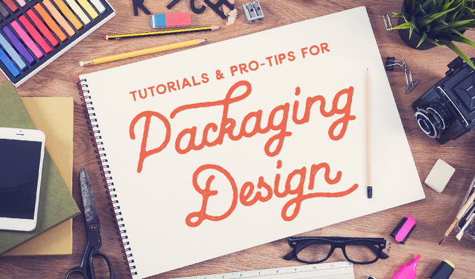 How to Design Packaging: 50 Tutorials & Pro Tips
