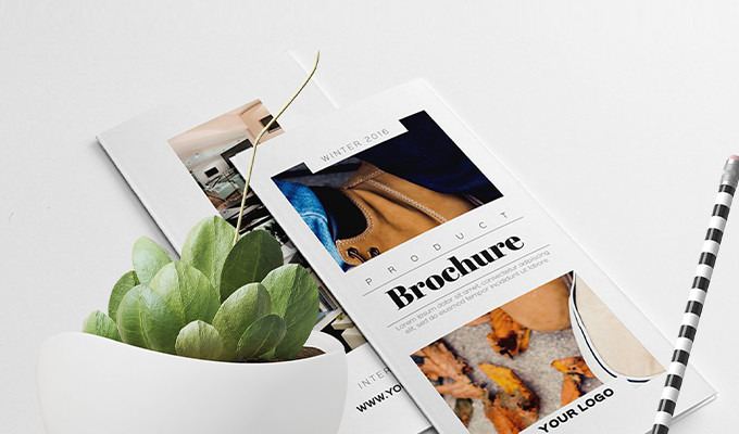 How To Design Brilliant Brochures Using Templates ~ Creative