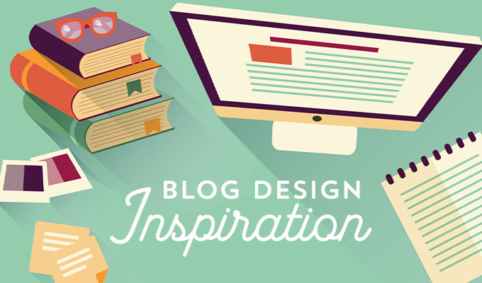 Blog Design Inspiration From Some Of The Most Awesome Sites Weu0027ve Seen