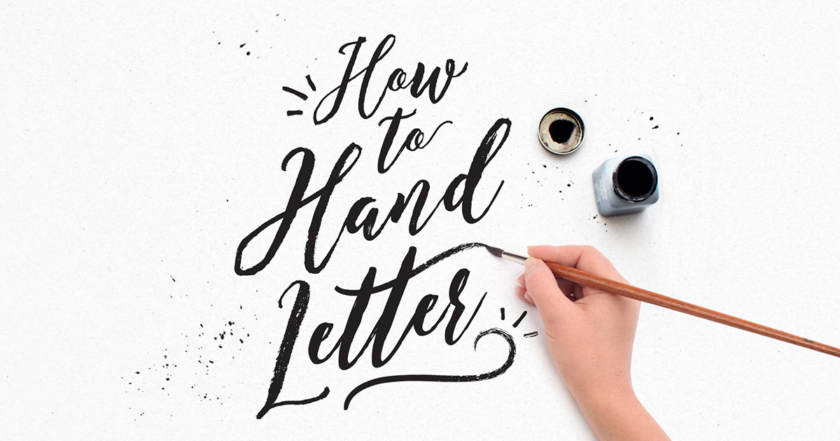 How To Learn Lettering 50 Free Tutorials And Pro Tips Creative