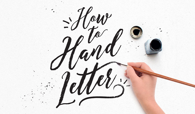 How to Learn Lettering: 50 Free Tutorials and Pro Tips