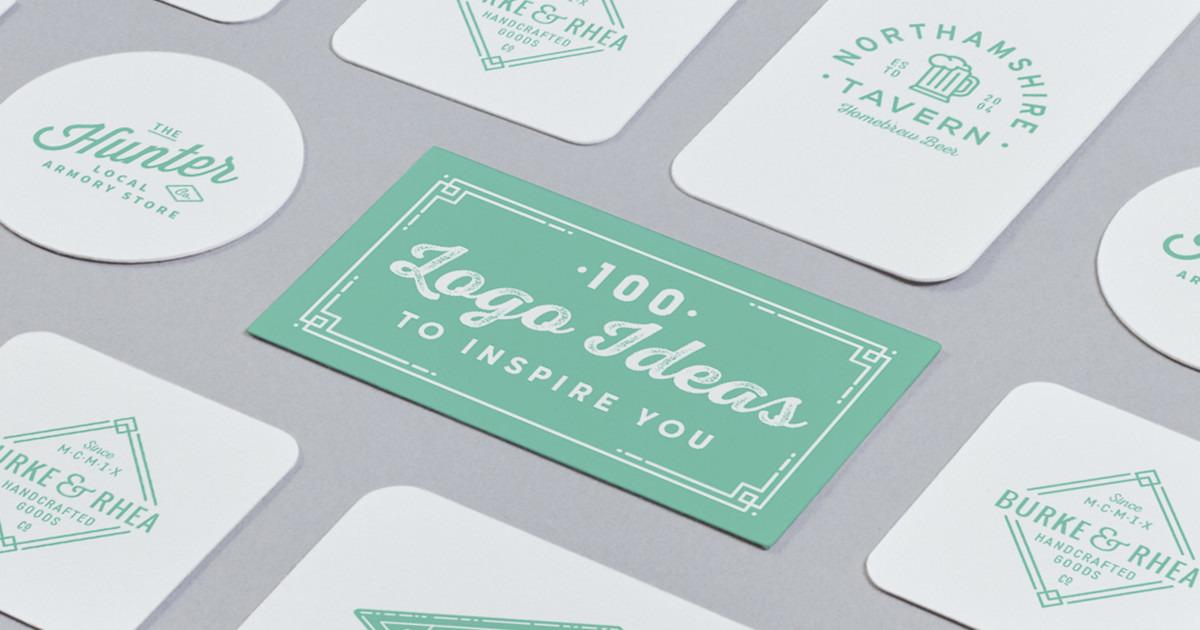 100 Logo Design Ideas for Designers Who Are Stuck ~ Creative ...