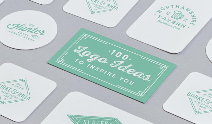 100 logo design ideas for designers who are stuck - Logo Design Ideas