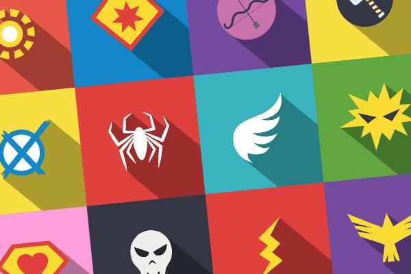 What Superhero Badges Taught Me About Stellar Logo Design