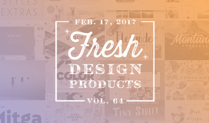 This Week's Fresh Design Products: Vol. 64