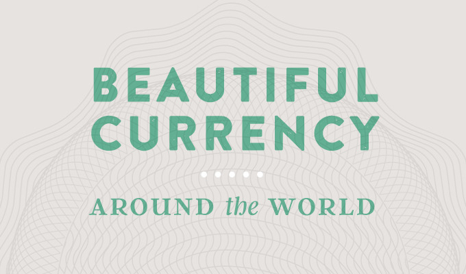 15 Mesmerizing Coin and Bill Designs From Around the World ...