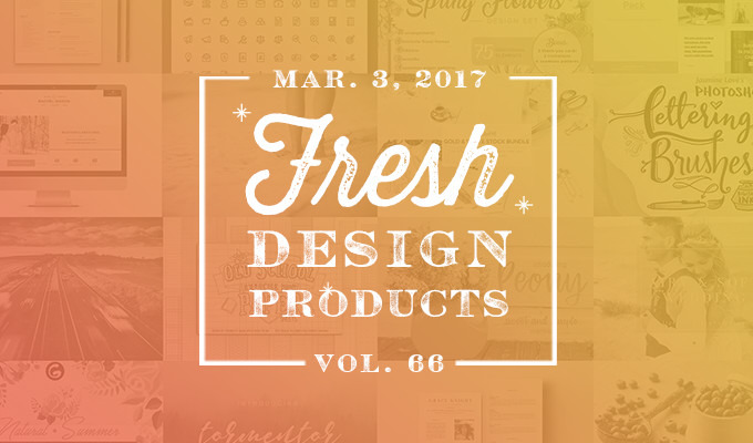 This Week's Fresh Design Products: Vol. 66