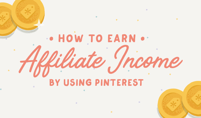 How to Use Pinterest to Earn Affiliate Income with Creative Market's Partner Program