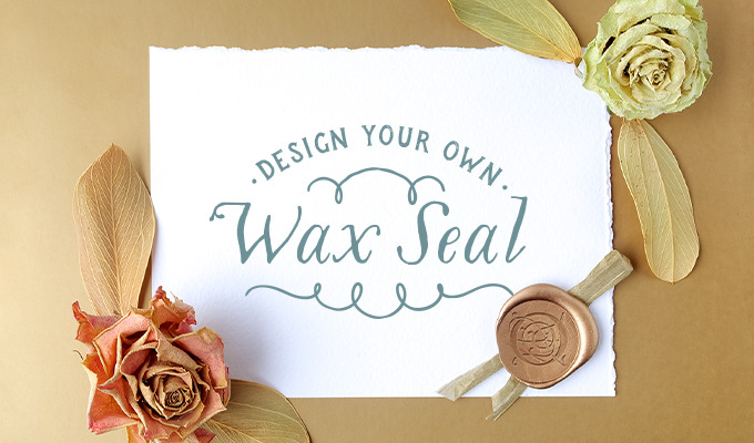 How to Design a Wax Seal From Scratch