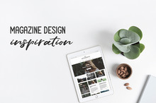 Magazine Design Inspiration: Creative Ideas from the World's Top Sites