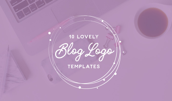 10 of the coolest blog logo templates we ve ever seen creative