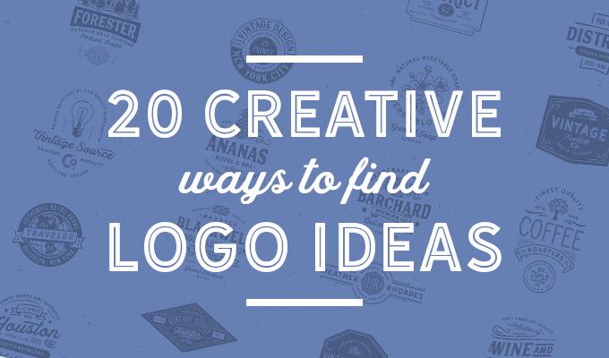 20 Little-Known Ways to Find Creative Logo Ideas