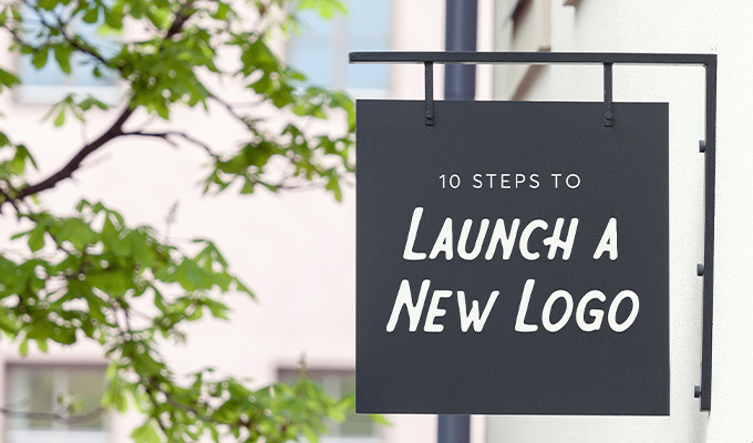 How to Launch a New Logo in 10 Steps