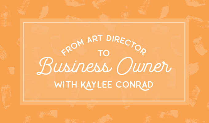 How an Art Director Left Her Job and Started Her Own Business