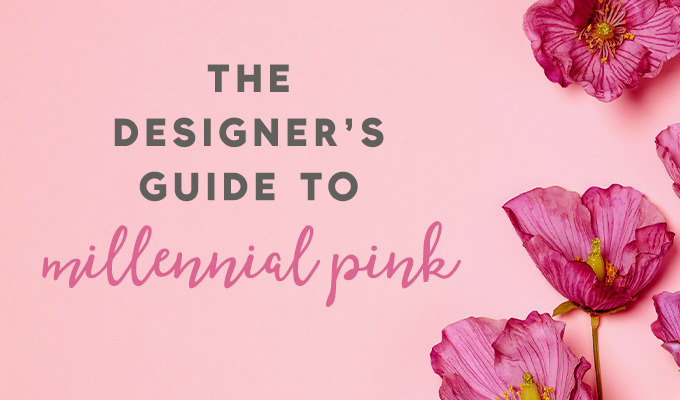 What every designer needs to know about millennial pink for Millenial pink gifts