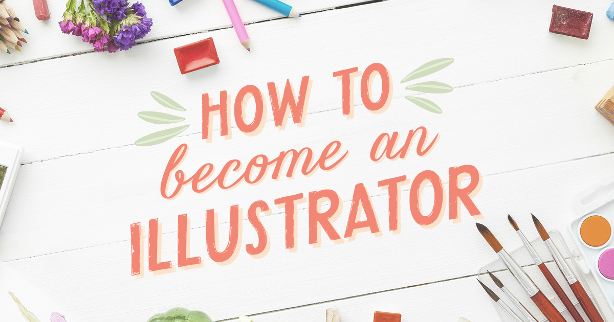 how to become an illustrator for disney