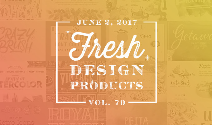 This Week's Fresh Design Products: Vol. 79