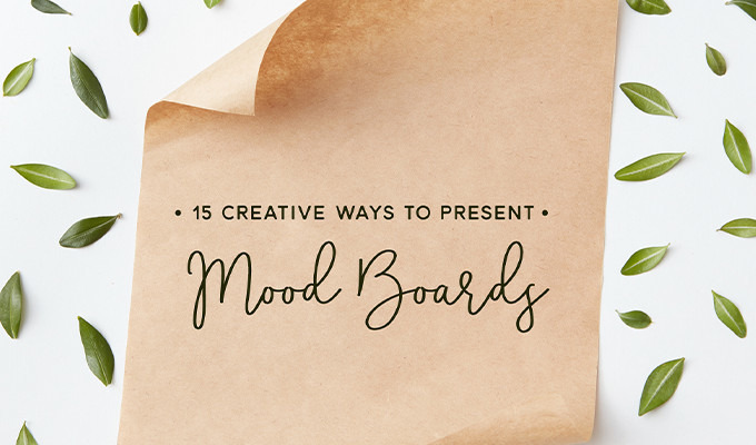 15 Creative Ways To Present Your Mood Boards Creative Market Blog