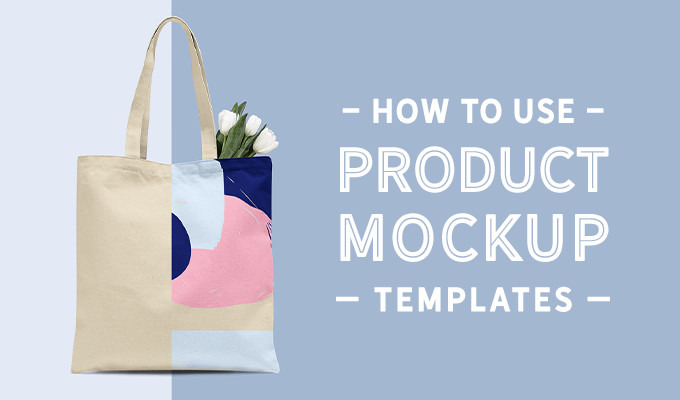 How to Use a Mockup Template in 3 Easy Steps