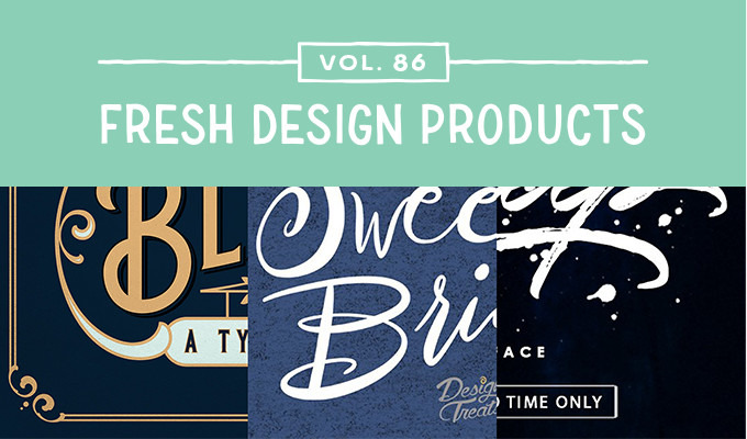 This Week's Fresh Design Products: Vol. 86
