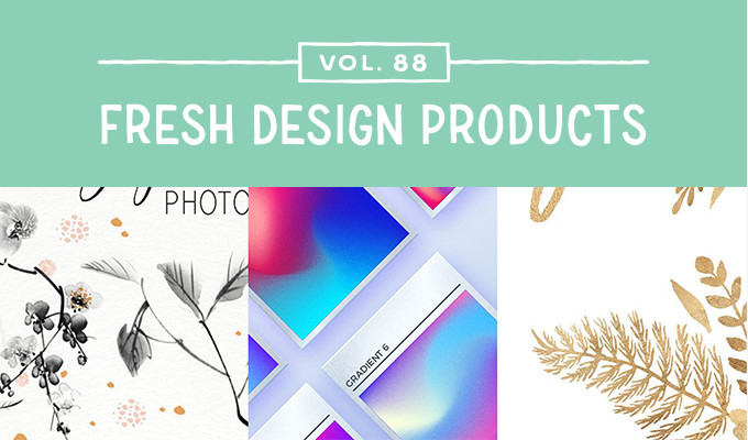 This Week's Fresh Design Products: Vol. 88