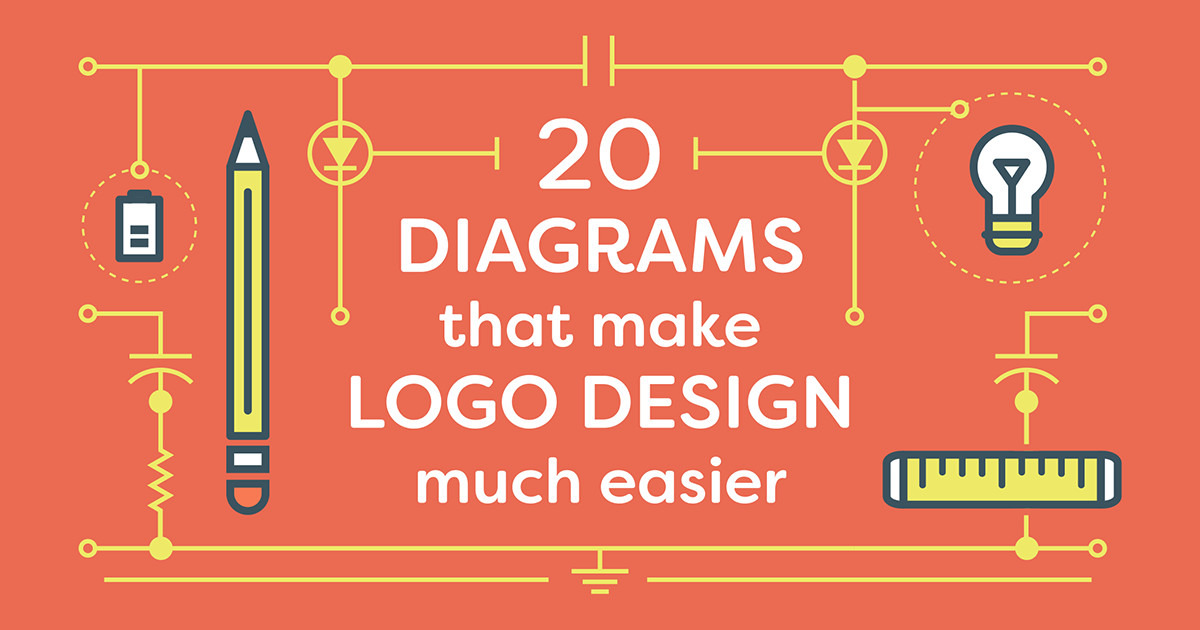 20 Logo Design Infographics  U0026 Diagrams That Simplify The
