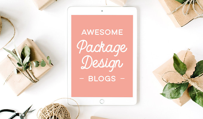 Awesome Package Design Blogs to Inspire Your Work