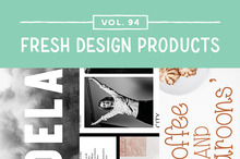 This Week&#039&#x3B;s Fresh Design Products: Vol. 94