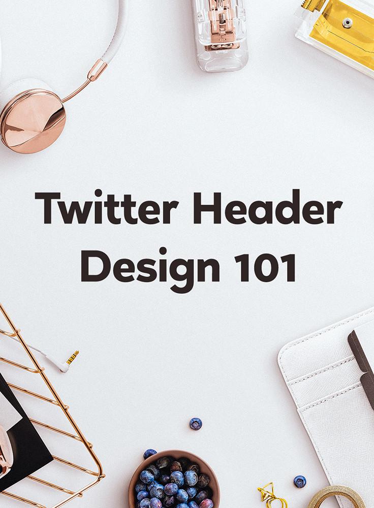 Twitter Header Design: Templates & Tips ~ Creative Market Blog