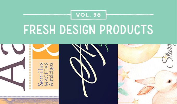 This Week's Fresh Design Products: Vol. 96