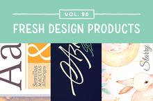 This Week&#039&#x3B;s Fresh Design Products: Vol. 96