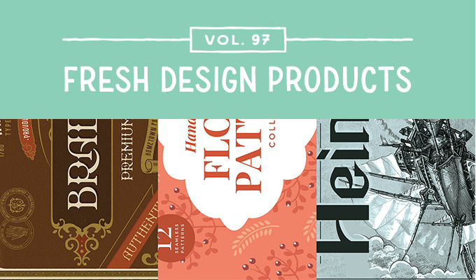 This Week's Fresh Design Products: Vol. 97