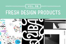This Week&#039&#x3B;s Fresh Design Products: Vol. 98