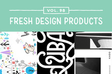 This Week&#039&#x3B;s Fresh Design Products: Vol. 98
