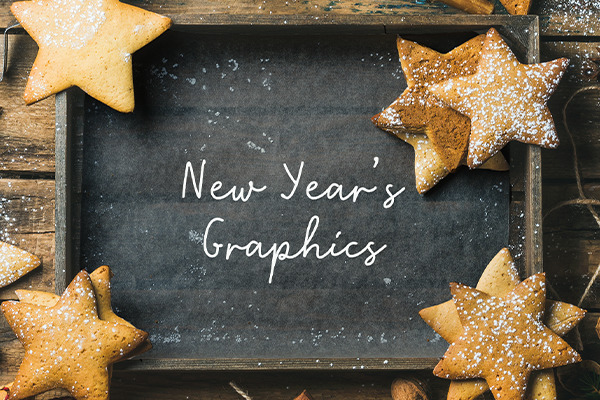 Stunning New Year's Graphics: A Curated Collection of Quotes, Photo...