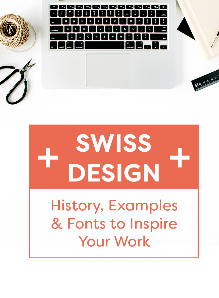 Swiss Design: History, Examples, and Fonts to Inspire Your Work