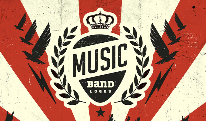 What Top Music Bands Can Teach Us About Logo Design