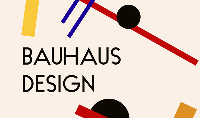 design trend the bauhaus design movement creative. Black Bedroom Furniture Sets. Home Design Ideas