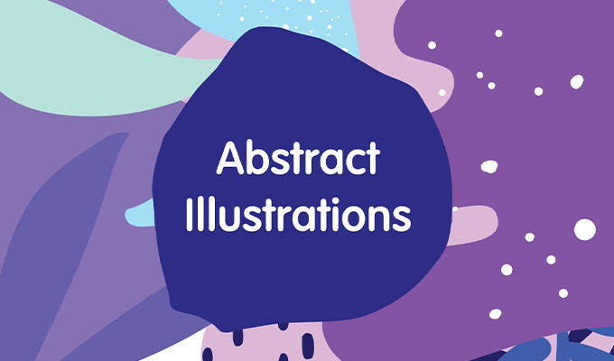 Trend Alert: Abstract Illustrations in Web Design