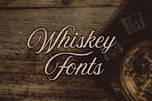 25 Whiskey Fonts To Add a Vintage Touch To Any Design
