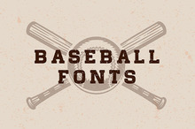 Hit a Homerun With These Cool Baseball Fonts
