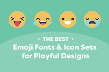 Best Emoji Fonts &amp&#x3B; Icon Sets for Playful Designs