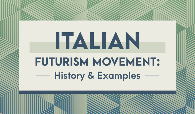 Italian Futurism Design: History and Examples