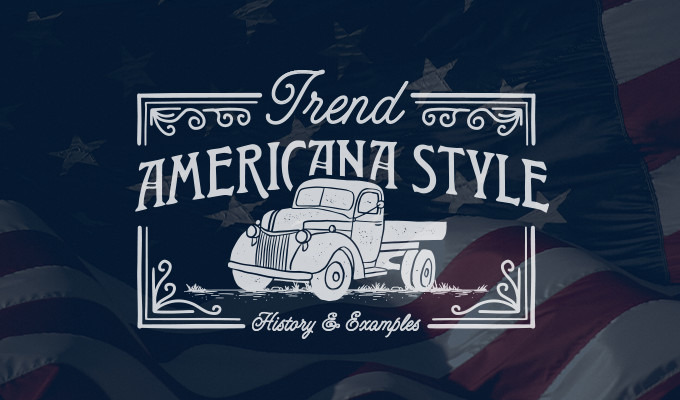 Design Trend: Americana Style
