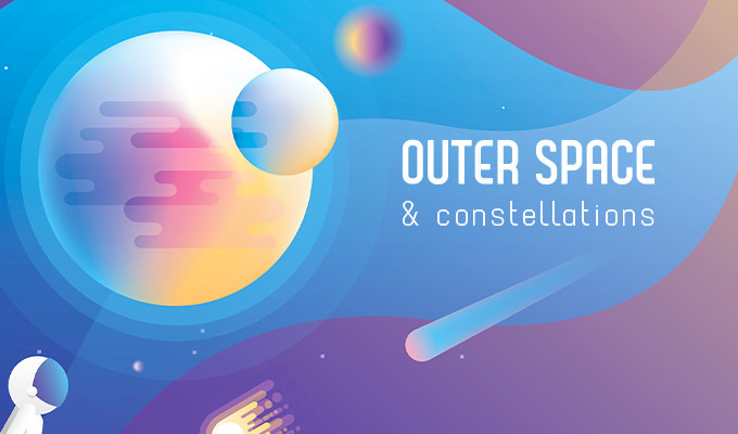 Design Trend: Outer Space and Constellations
