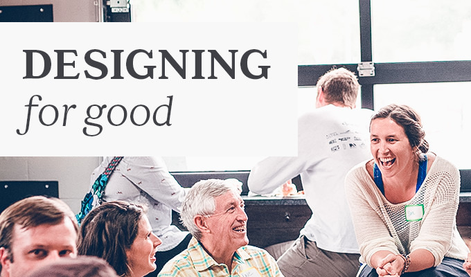 Designing for Good: The Inspiring Story of Make a Mark