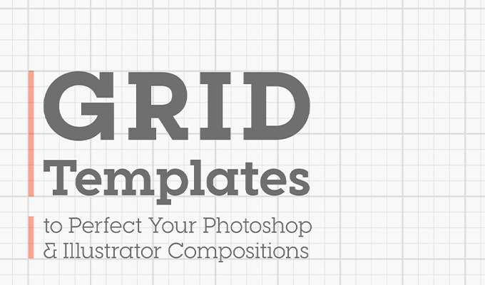 10 Ready To Use Grid Templates Perfect Your Photoshop Procreate And