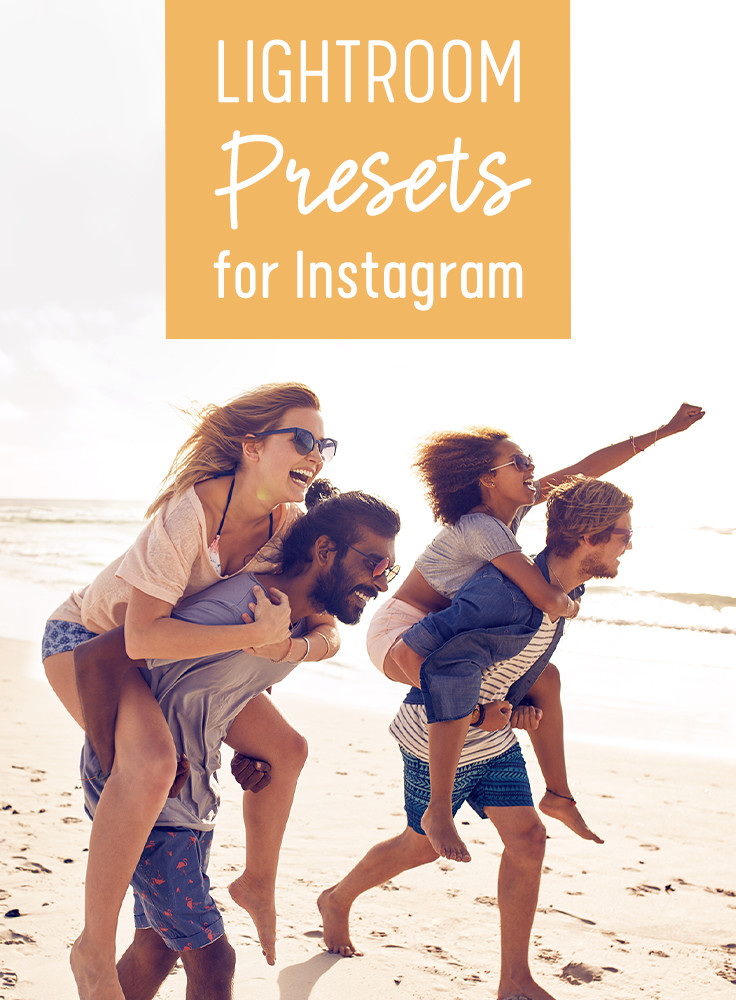 A Collection of Stunning Lightroom Presets for Instagram ~ Creative